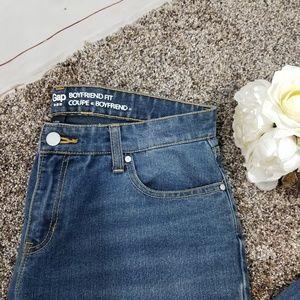 Gap Boyfriend Fit Jeans Womens Size 8